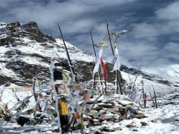 Kanchenjunga Trekking