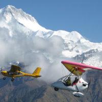 Ultra-Light-Flight-in-Nepal