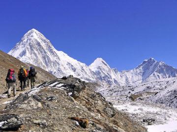 Trekking in Nepal during monsoon season