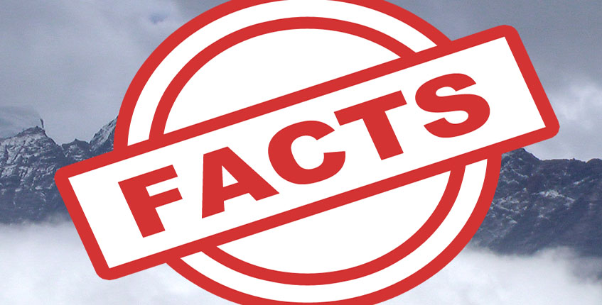 Facts nepal