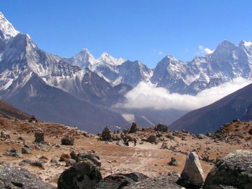everest three high passes traverse